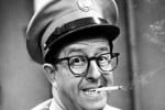 Phil Silvers as Sgt. Bilko