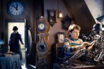 Ben Kingsley and Asa Butterfield in Hugo