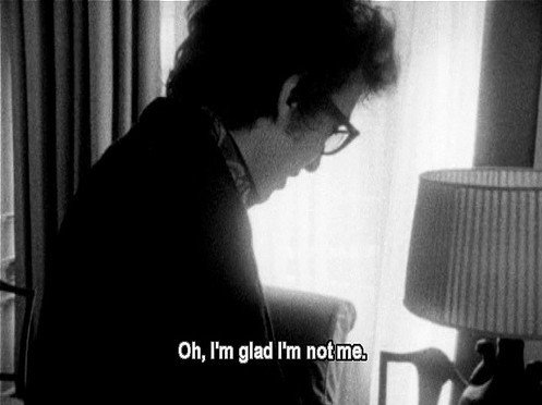 Dylan in Dont Look Back