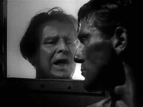 Wallace Ford and Charles McGraw