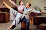 Cyd and Fred in Silk Stockings