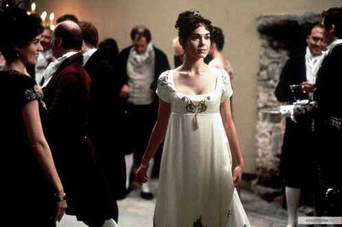 Frances O'Conner as Fanny in Mansfield Park