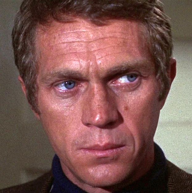 happy happy birthday baby steve mcqueen b 3 24 30 fifty years of the king of cool bright. Black Bedroom Furniture Sets. Home Design Ideas