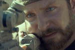 Screenshot: Bradley Cooper as Chris Kyle in American Sniper
