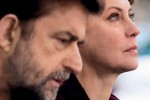 Nanni Moretti and Margherita Buy