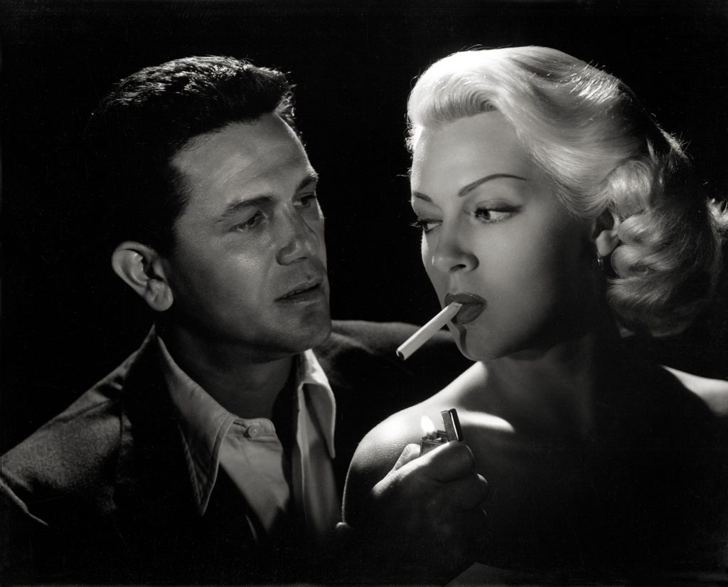 John Garfield and Lana Turner: The Postman Always Rings Twice