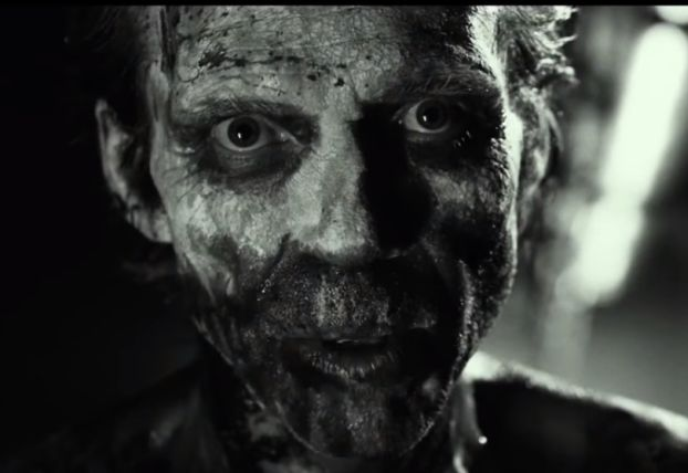 Doom-Head (Richard Brake) is not here to elicit your amusement