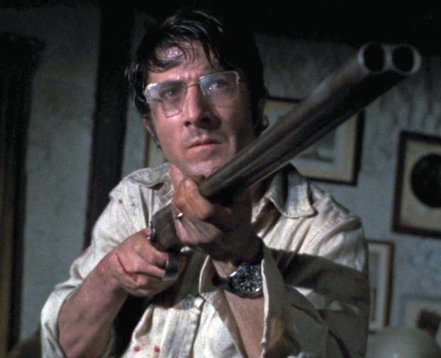 Dustin Hoffman: Straw Dogs