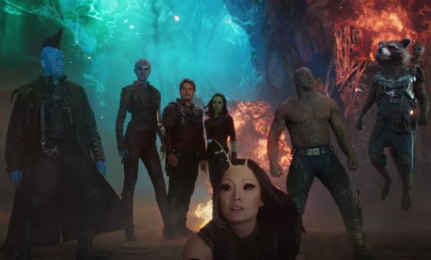 Guardians of the Galaxy Photo courtesy of Disney/Marvel