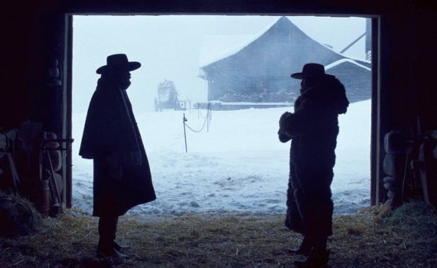 Thing Hateful Eight