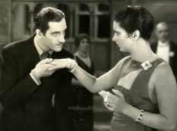 With Kay Francis in A Notorious Affair